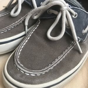 Sperry boat shoes sz 8